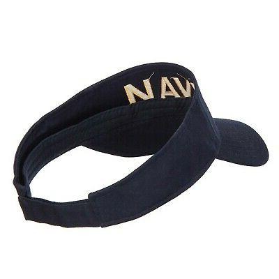 Brand New e4Hats.com U.S. Navy Visor One