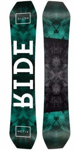 Ride Helix Snowboard 2017 155 Cm New