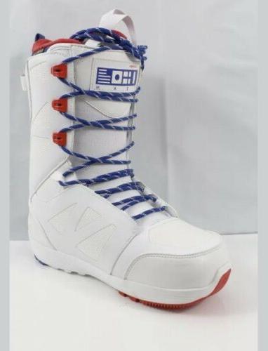 Salomon Lace SJ Team Boots Men's 11.5 New