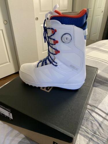 launch lace boa sj team snowboard boots