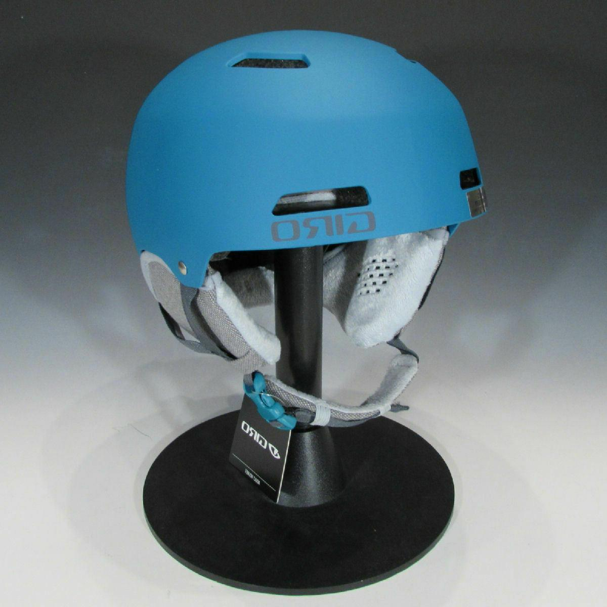 ledge ski and snowboard helmet small matte