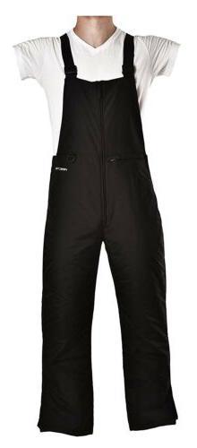 Arctix Men's Classic Insulated Bibb Overalls Medium Black NE