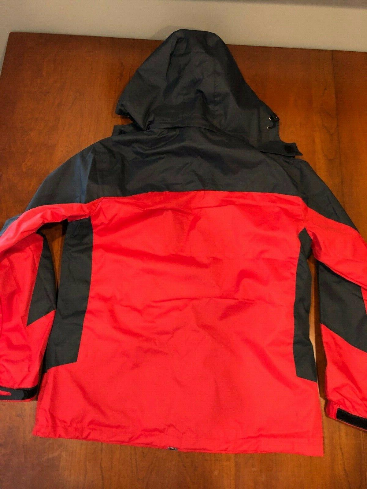 MAGCOMSEN Men's Hiking Ski Jacket Size M
