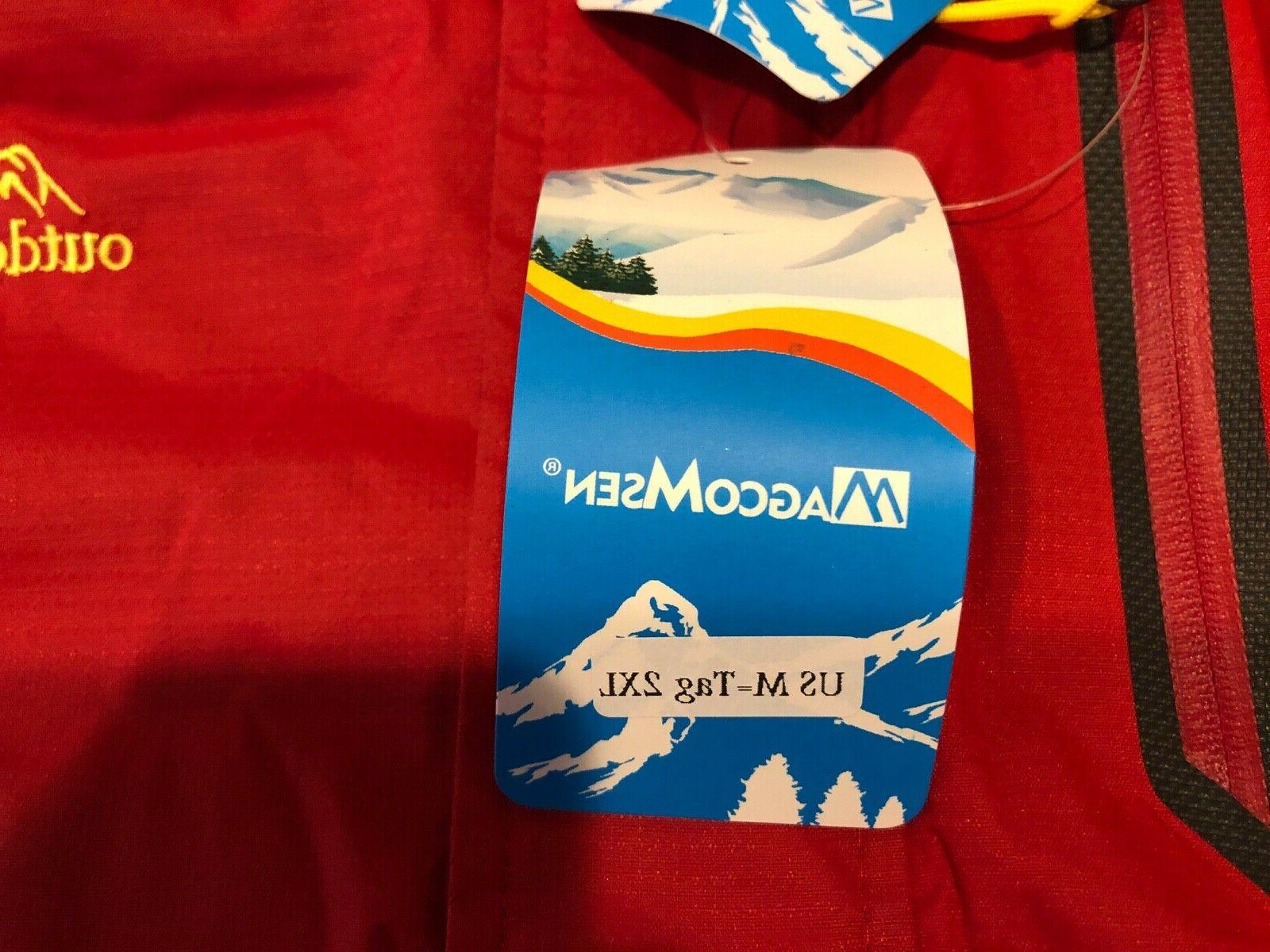 MAGCOMSEN Hiking Ski Jacket -NWT Size
