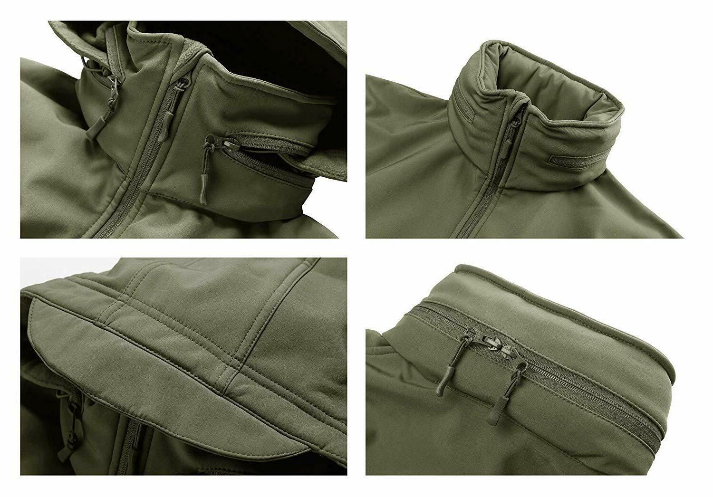MAGCOMSEN Fleece Tactical with