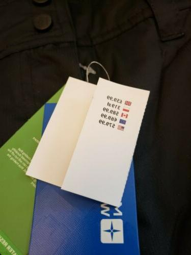 NWT Mountain Bible Overalls Ski Snowboard Pants New