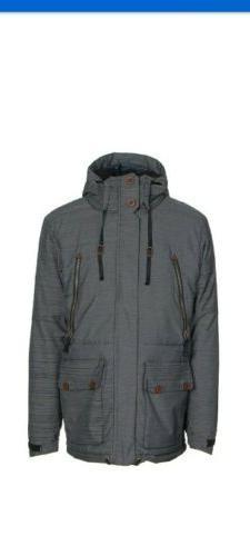 686 Parklan Myth Infiloft Mens Insulated Snowboard Jacket X-