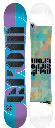 FLOW SILHOUETTE Women's Snowboard 144 or 147