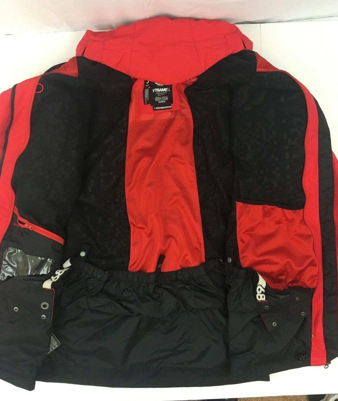 686 Smarty Winter Hooded Jacket LG w/