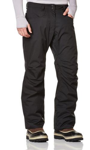 Quiksilver State Pants Men's Snowboard Trousers Black Size M