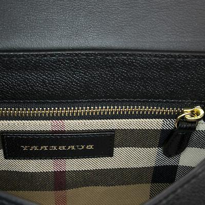 Burberry Women's Soft Buckle Black