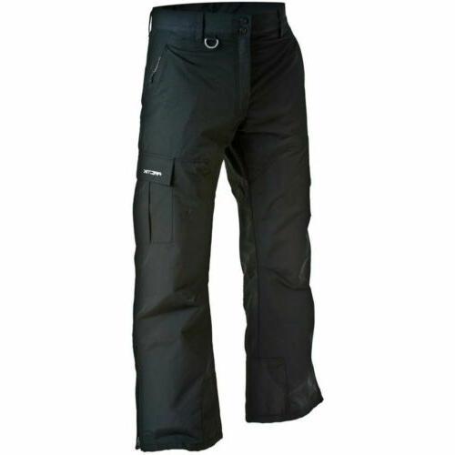 womens mesh lined premium snowboard cargo pants