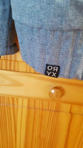 Roxy Snowboard Hooded Coat Jacket - 10k. Size