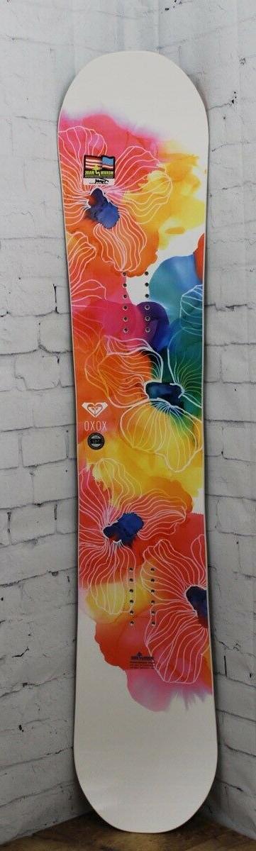 Roxy XOXO Light Women's Snowboard 142 New