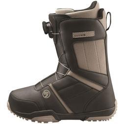 Flow Maya Boa New 2017 Snowboard Boots Charcoal Size 7