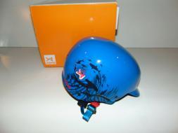 Men's Burton ANON Rodan Helmet Ski Snowboard BLUE Helmet Siz