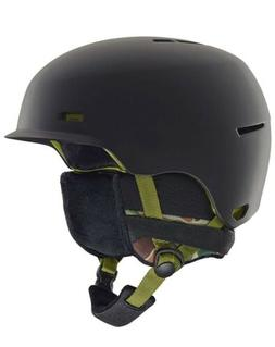 Anon Men's Highwire Durable Ski/Snowboard Helmet with Brim -