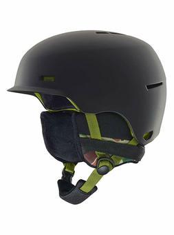 Anon Men's Highwire Durable Ski/Snowboard Helmet with Brim -