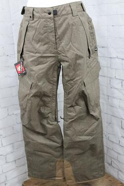 686 Men's Infinity Insulated Cargo Snowboard Pants Large, Kh