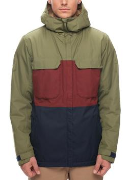 Men's Jacket 686 Men's Moniker Insulated Jacket Fatigue Colo