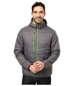 Spyder Men's Mandate Hoody Insulator Jacket Ski Snowboarding