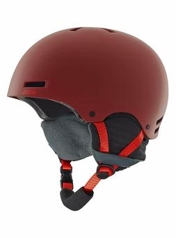 Anon Men's Raider Multi-Season Ski/Snowboard Helmet SMALL