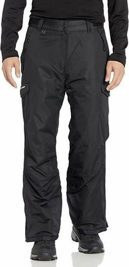 Arctix Men's Snow Sports Cargo Pants, black, Large