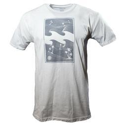BILLABONG Men's t-shirt Surf Skateboard Snowboard 100% Cotto