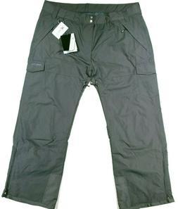 mens xxl ski snowboard pants dark gray