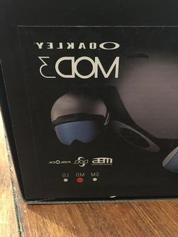 Oakley MOD3 Ski Snowboard Helmet Adult M Matte Cali Blue - B