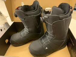 """BURTON """" MOTO BOA"""" SNOWBOARD BOOTS, NEW, SIZE 10.5"""