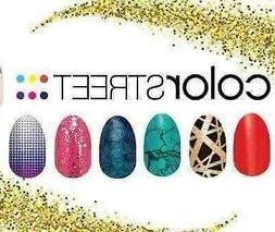 Color Street 100% Nail Polish Strips Buy 3 get 1 free