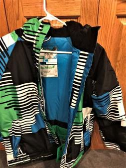 New 2018 686 Boys Backwoods Insulated Snowboard Jacket Boys