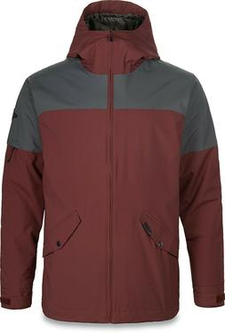 New 2018 Dakine Mens Denison Snowboard Jacket Large Andorra