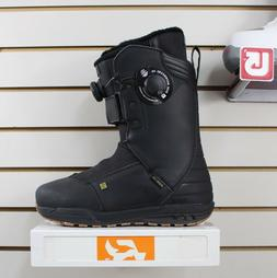 New 2019 Ride 92 Snowboard Boots Mens Size 9 Black Ninety-Tw
