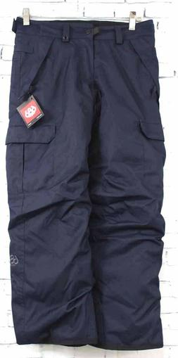 New 2019 686 Boys Youth Infinity Insulated Snowboard Pants M