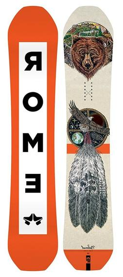 New 2019 Rome National Bjorn Snowboard 158 cm Made in Canada
