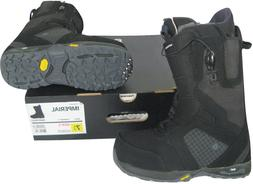 NEW! $300 Burton Imperial Mens Snowboard Boots!   *Black or