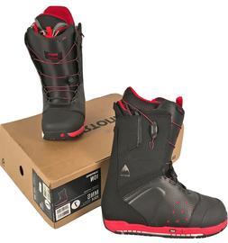 NEW! $430 Burton Ion Snowboard Boots!    Blue or Black   Siz