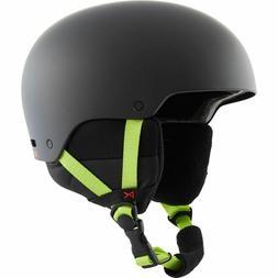 *NEW* Burton ANON RAIDER 3 Helmet Snowboard Ski   Color- Bla