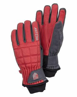 NEW Hestra Henrik Leather Pro Model Ski Snowboard Gloves Uni