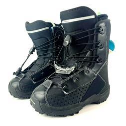 NEW Salomon Ivy Boa Snowboard Boot Customfit Sport Mint Gree