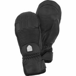 NEW! Hestra Leather Fall Line Mittens Women's Ski Snowboard