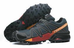 New Men's Salomon Speedcross 4 Athletic Running Sports Outdo