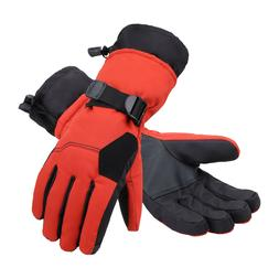 New Men's Winter Sports Waterproof  Warm Gloves Ski Snow Sno