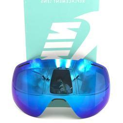 New Nike SB Khyber Ready to Adapt Dark Smoke Blue Snowboard