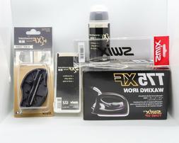 New Swix Ski/Snowboard Tuning Kit - Includes Iron, Edge File