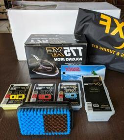 New SWIX Ski Snowboard Wax Tuning Kit Set