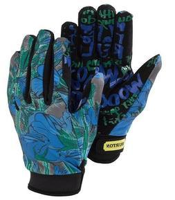 NEW! Burton Spectre Snowboard Ski Gloves Color Salvia Size M