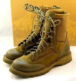 New DANNER USMC RAT Size 10 Wide Mojave Gore-Tex Mens Boots